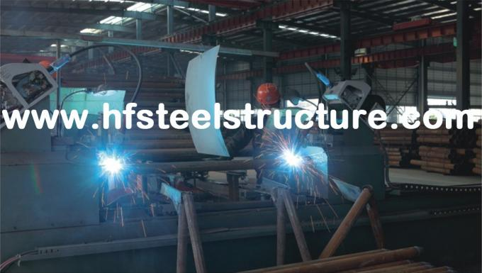 Custom Structural Industrial Steel Buildings For Workshop, Warehouse And Storage