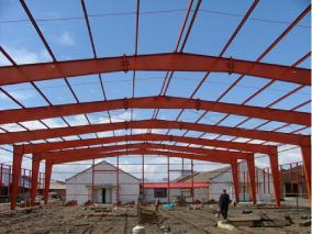 PEB Metal Buildings Design Easy Construction Erection And Assembling