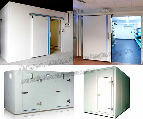 cold room door or cold storage door or pu sandwich door