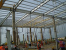 Pre Engineered Steel Buildings Fabrication