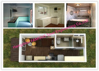 20ft Finely Decorated Modern Luxury Prefab Container House Complete Set Of Furniture