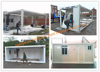 Easy Assembly Prefabricated Movable Container House With Low Cost Prefab Folding Container Homes