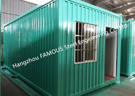 Shipping Container Living House With Custom Design Multi Purpose Container Units