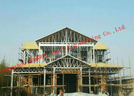 Customized Light Steel Villa Design And Fabrication Based On Various Standards