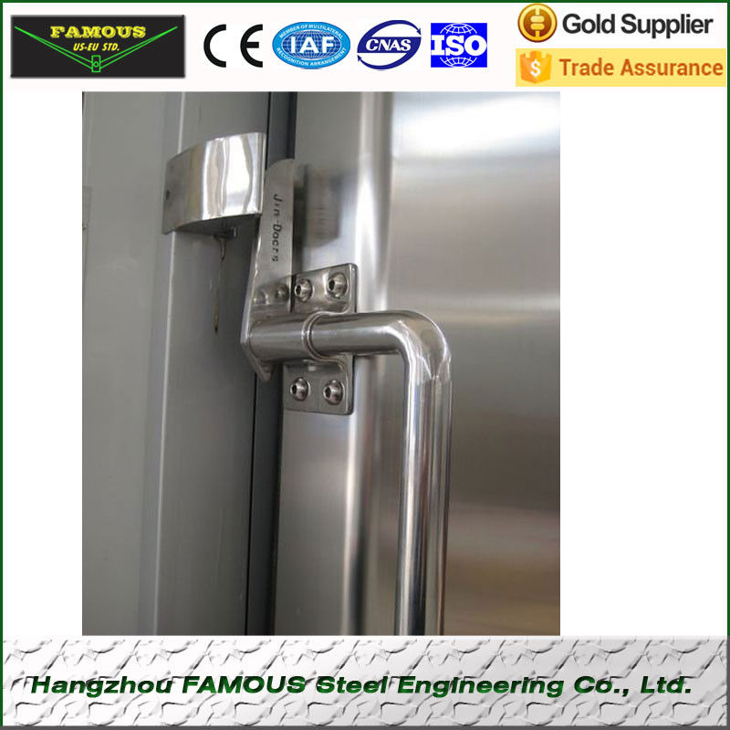 Cold storage door electric sliding door