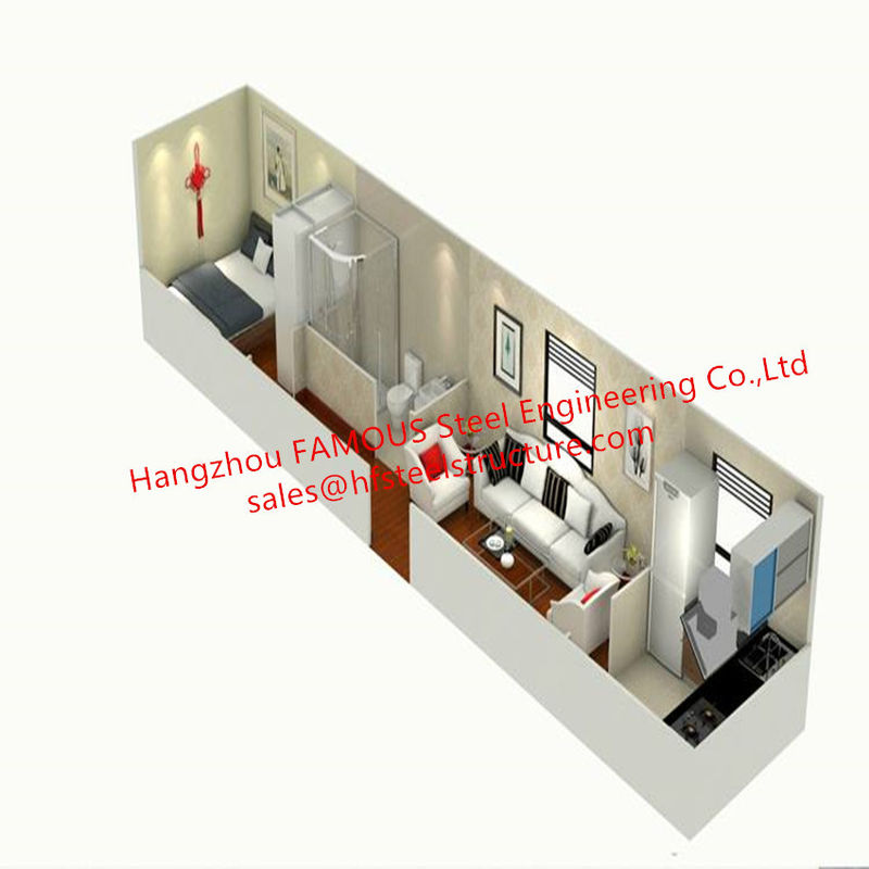 NZ/AU Standard Salable Mobile Living Tiny Container House With Customized Decoration Design