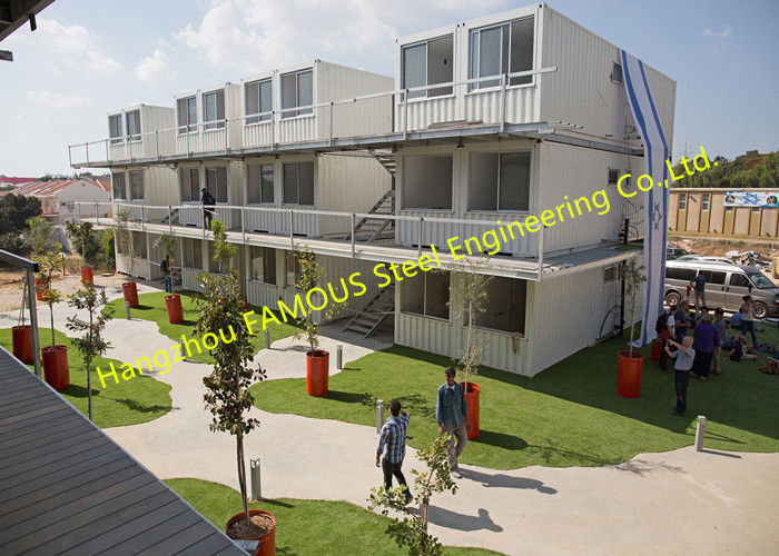 Affordable Shipping Container Dormitory Homes Modifications Custom living Container House For Office Complex