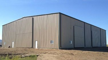 China ASCI Standard PEB Metal Buildings For Industrial Factories 220' x 150' x 24' distributor