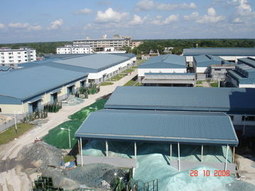China Pre Engineered Steel Buildings Design Manufacturing Construction distributor