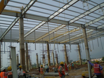 China Pre Engineered Steel Buildings Fabrication distributor