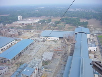 China H Section Profile Steel Pre Engineered Steel Buildings Fabrication distributor