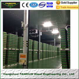 China walk-in freezer insulated panel for cold storage , walk in freezer polyurethane panels distributor