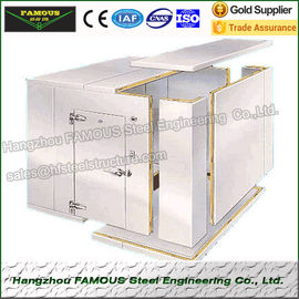 China PU sandwich panel for cold room distributor