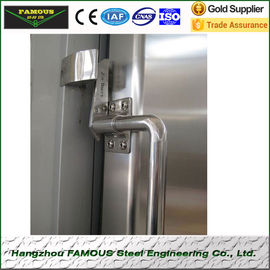 China Cold storage door electric sliding door distributor