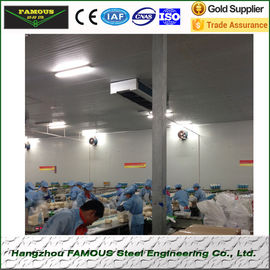 China Fruit and vegetable cold storage distributor
