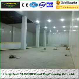 China Easy to install prefab cold storage distributor
