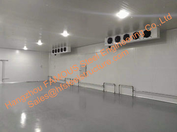 China Restaurant commercial customized easy to install cold room for fruit/ vegetables distributor